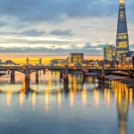 London skyline The Top 7 Places To Propose In London