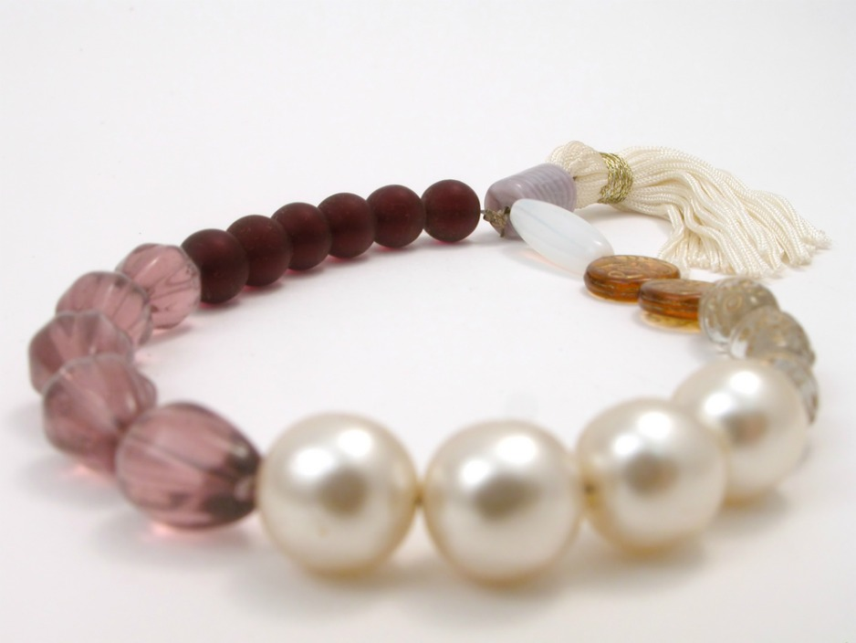 An image of worry beads