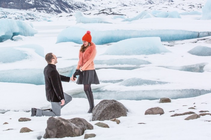 12 Iceland Engagement Photos that are Beyond Beautiful