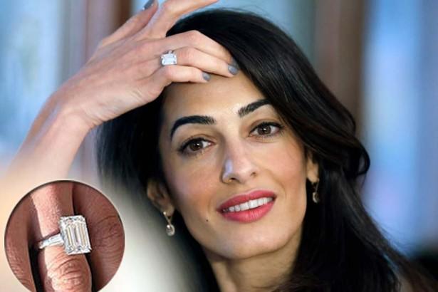 6 Celebrity Engagement Rings & Look Alikes