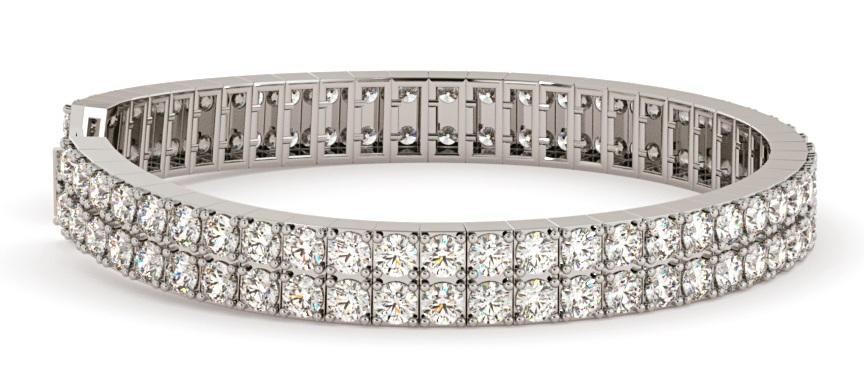 Unique Diamond Tennis Bracelet Ideas