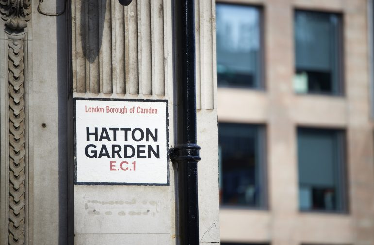 5 Facts About London Hatton Garden
