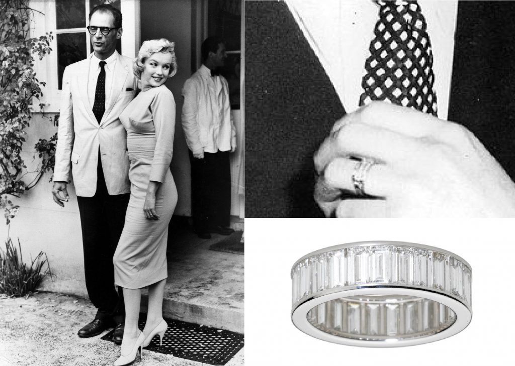 Celebrity Eternity Ring Inspirations