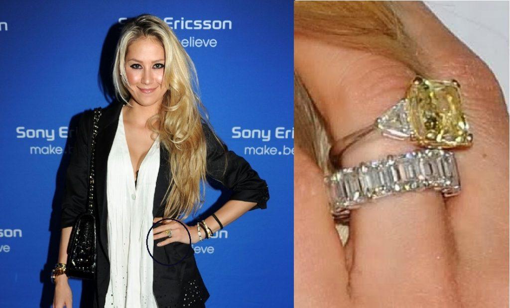 Celebrity Eternity Ring Inspirations