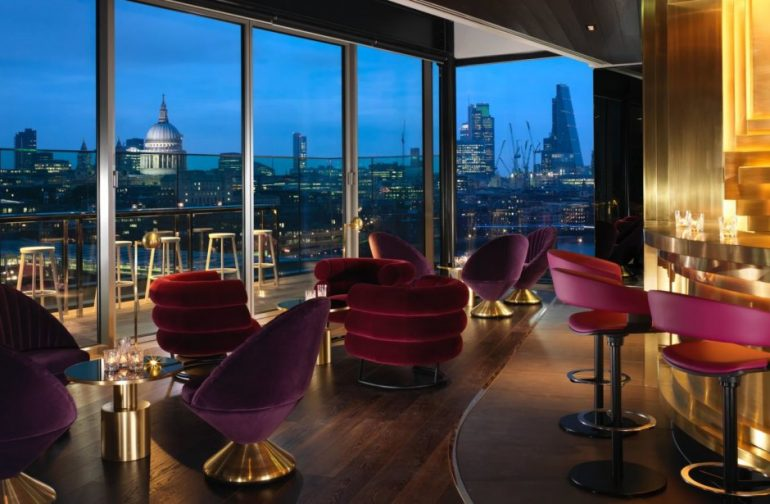 Best Rooftop Bars in London for a Marriage proposal