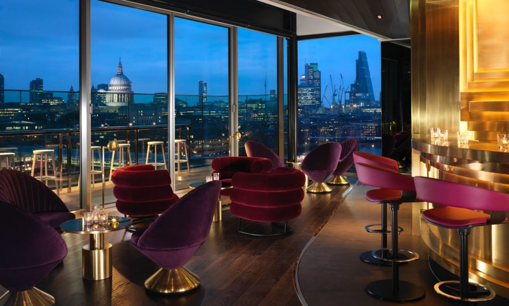 Best Rooftop Bars in London for a Marriage proposal ...