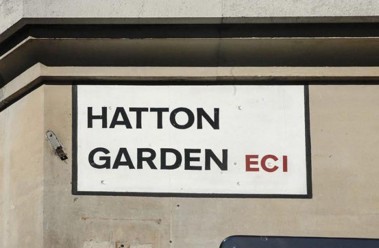 Where to buy diamond earrings in London