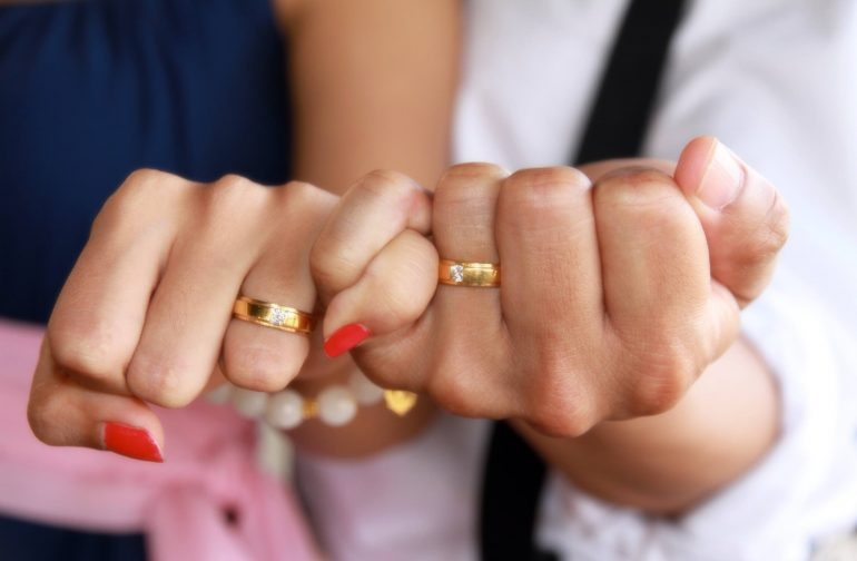 Guide to the most unique wedding rings