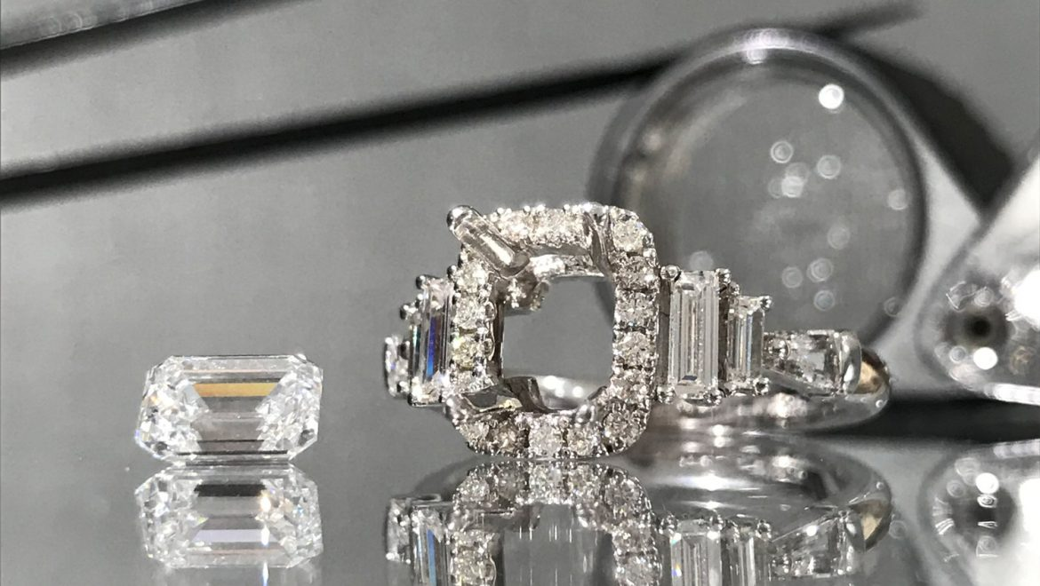 Ultimate guide to emerald cut engagement rings
