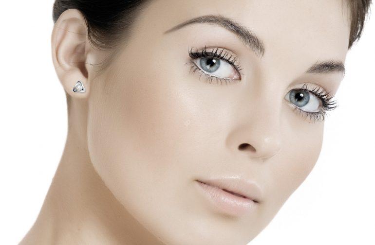 Ear care for diamond earrings