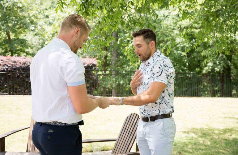 Same sex engagement guide