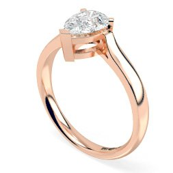 Other Cut Solitaire Diamond Rings