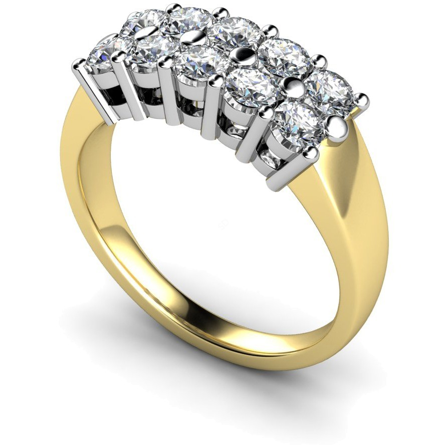 platinum ring from image diamond brilliant bridal engagement stone rings eternity cut