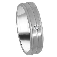 HRP1779 0.06CT VS/EF MENS DIAMOND RING - white