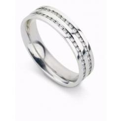 0.90ct VS/FG Round Diamond Wedding Ring - 0.90ct VS/FG Round Diamond Wedding Ring