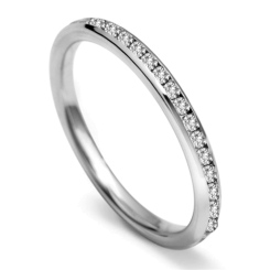 0.20ct VS/FG Round Diamond Wedding Ring - 0.20ct VS/FG Round Diamond Wedding Ring