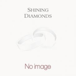 HRNWW856 Flat Court Wedding Ring (2.5mm) - white