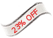 Product sale banner