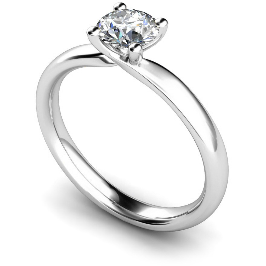 Crossover Set Engagement Rings Under £500