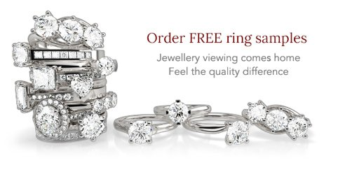 Engagement Rings - Order Samples
