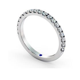 60% eternity rings