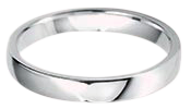 Womens Classic Wedding Rings